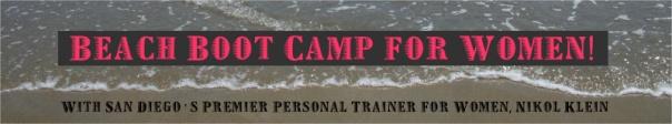 La Jolla Beach Boot Camp