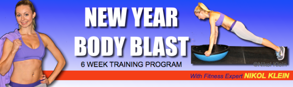 New Year Body Blast