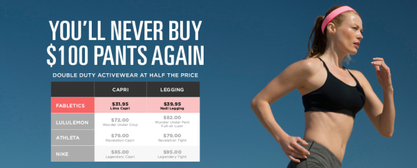 price comparison fabletics